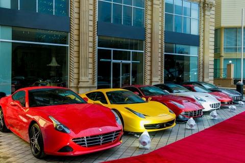 Сервисный центр Ferrari-Autolux