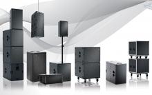 Профессиональные звуковые системы
