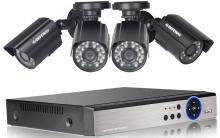 Системы видеонаблюдения (IP и HD)